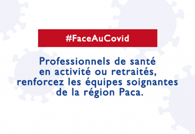 face au covid #FaceAuCovid