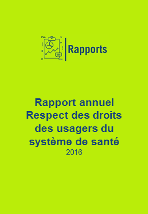 rapport 2016 CRSA droits usagers