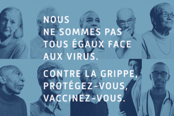 Vaccination grippe 2020