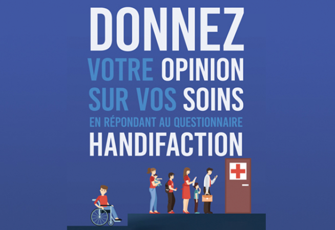 Enquête nationale Handifaction