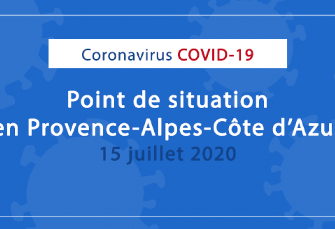 Point de situation 15 juillet
