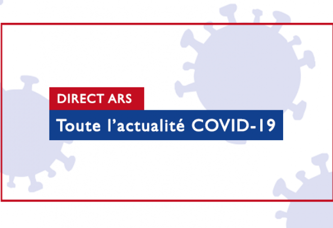 direct ARS veille covid-19
