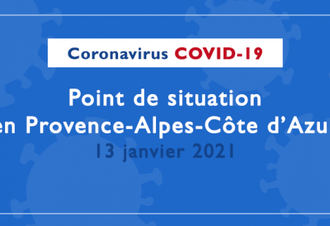 Point de situation Covid 13 janvier 2021