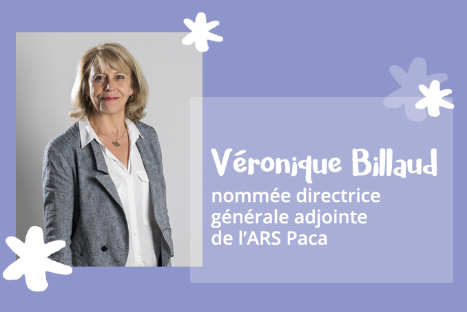 Nomination véronique billaud